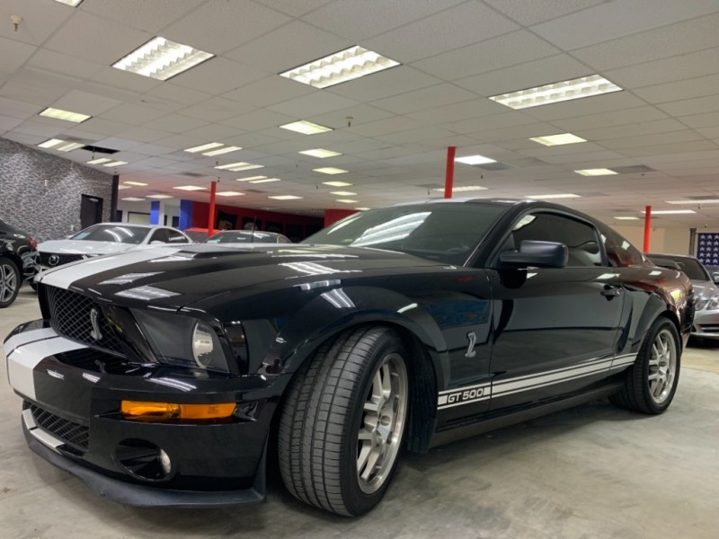 Ford Mustang Shelby GT 2007 price $29,000
