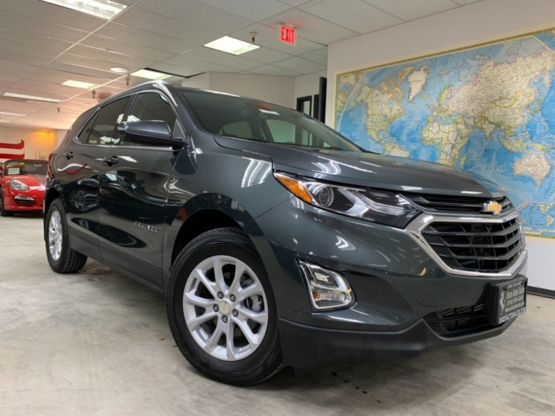 Chevrolet Equinox Diesel 2018 price $21,500