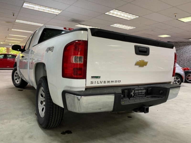 Chevrolet Silverado 4WD 2011 price $16,500