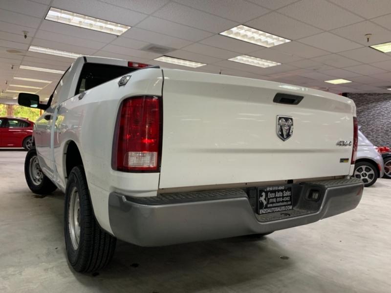 RAM 1500 ST 4WD 2011 price $12,500