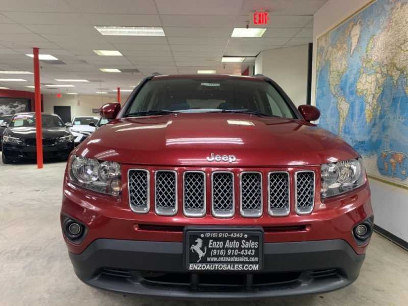 Jeep Compass Latitude 4WD 2016 price $13,800