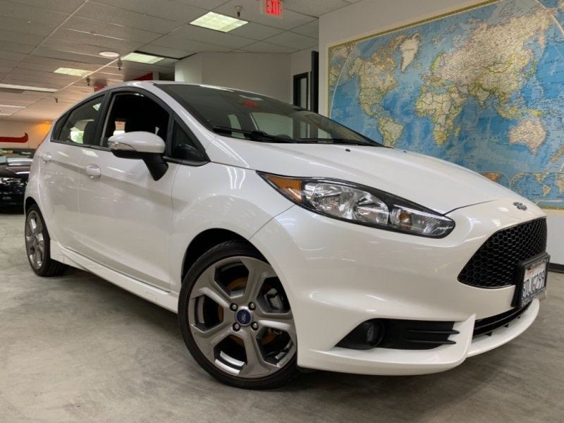 Ford Fiesta ST 2018 price $17,500