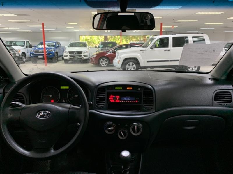 Hyundai Accent GS 2007 price $3,500
