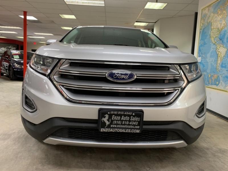 Ford Edge SEL 2017 price $15,800