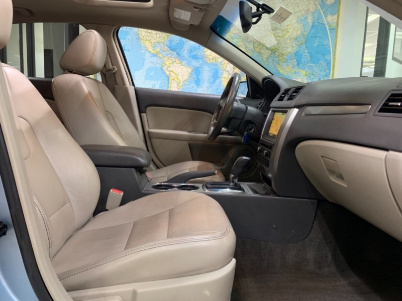 Ford Fusion Hybrid 2010 price $5,700