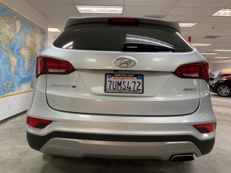 Hyundai Santa Fe Sport 2017 price $14,900