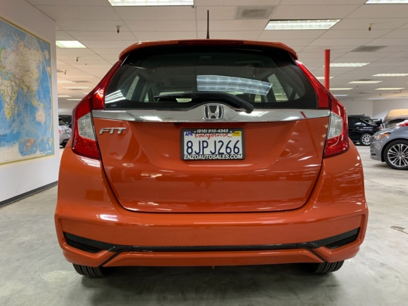 Honda Fit EX 2019 price $17,700