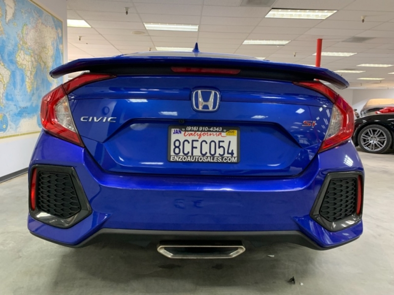 Honda Civic Si 2018 price $20,500
