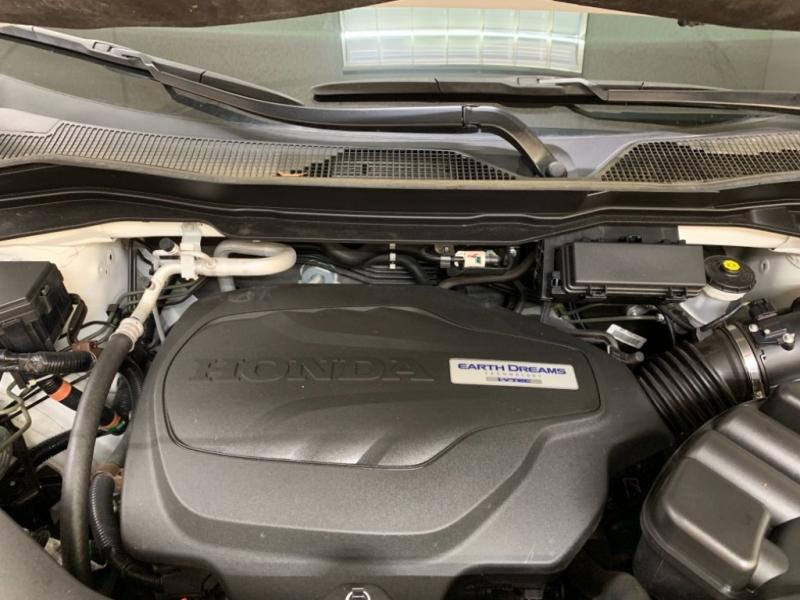 Honda Pilot LX 2017 price $20,500