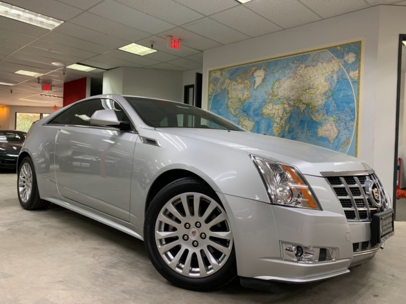 Cadillac CTS Performance 2013 price $17,800