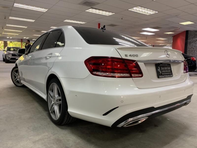 Mercedes-Benz E 400 2016 price $28,700