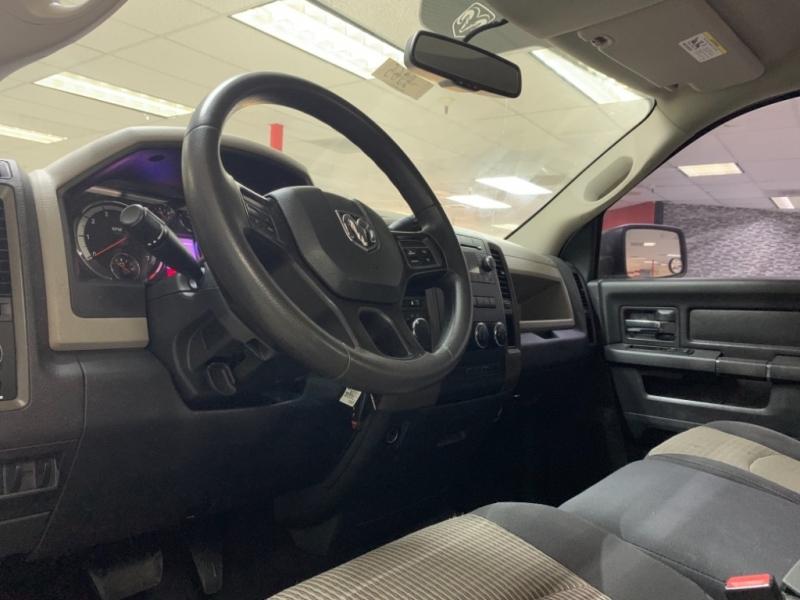 RAM 1500 ST 4WD 2012 price $10,800