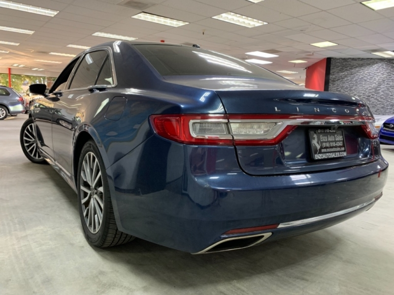 Lincoln Continental Select 2017 price $18,000
