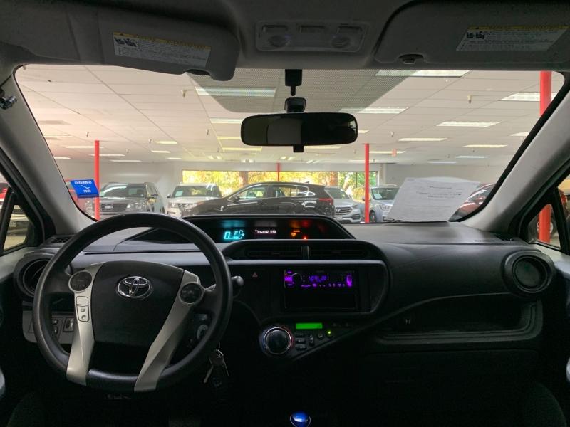 Toyota Prius c Two 2014 price $6,800