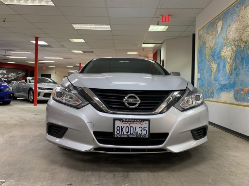 Nissan Altima S 2016 price $12,000