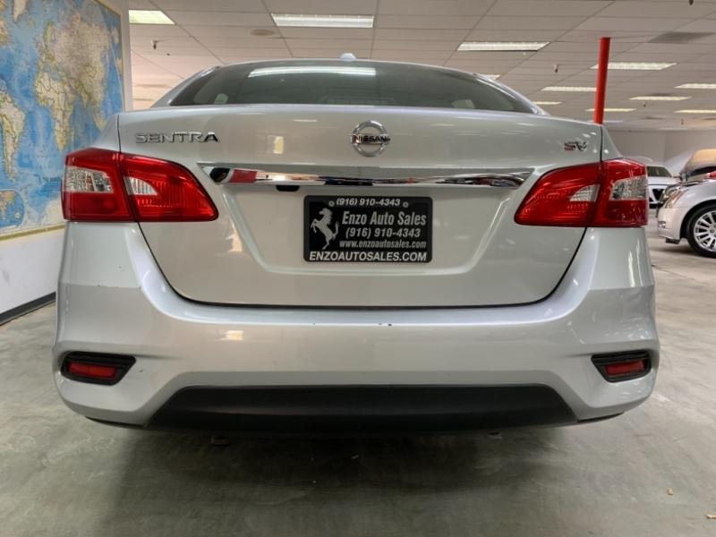 Nissan Sentra SV 2017 price $9,200