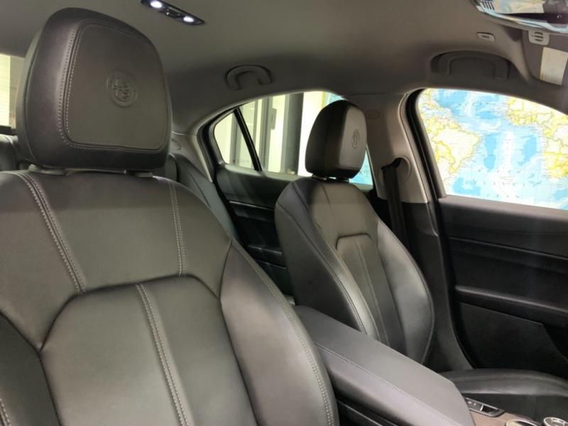 Alfa Romeo Giulia Ti 2017 price $23,000