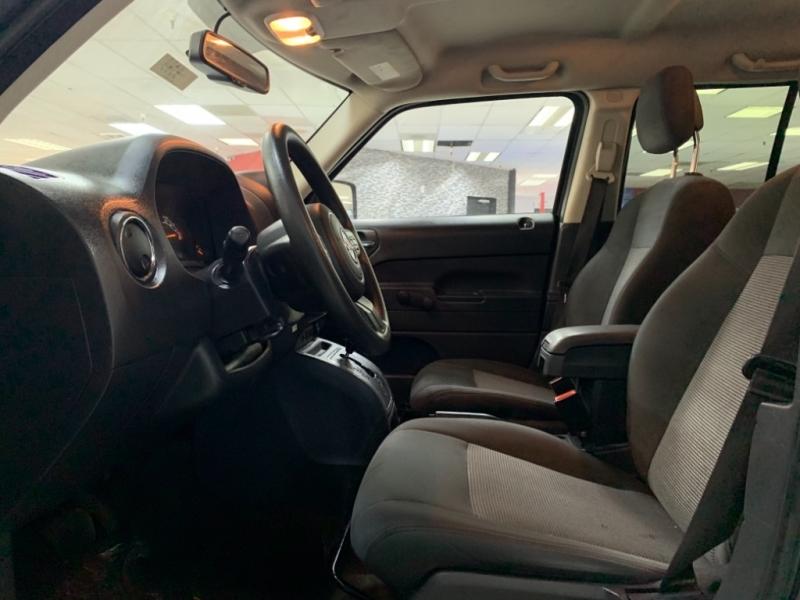 Jeep Patriot Sport 2016 price $9,500