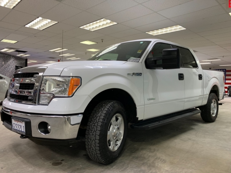 Ford F-150 XLT 4WD 2013 price $19,800