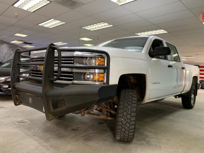 Chevrolet Silverado 2500HD 4WD 2015 price $20,900