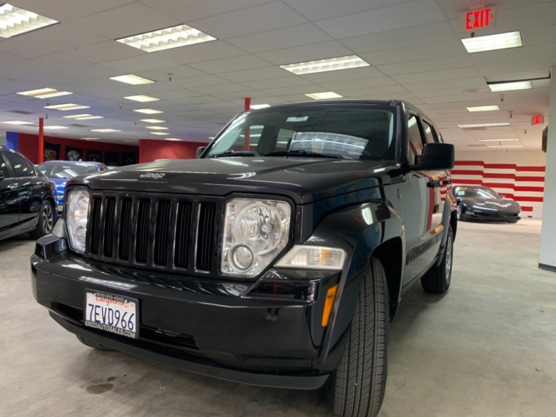 Jeep Liberty Sport 4WD 2012 price $10,500