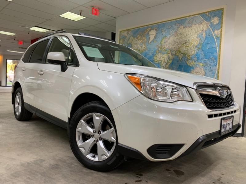 Subaru Forester Premium 2015 price $12,500
