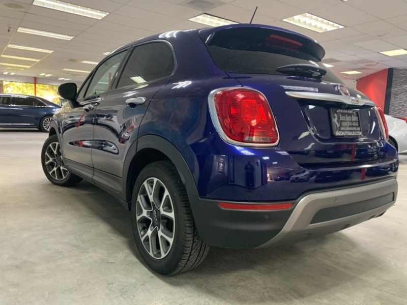 Fiat 500X Trekking 2016 price $10,900