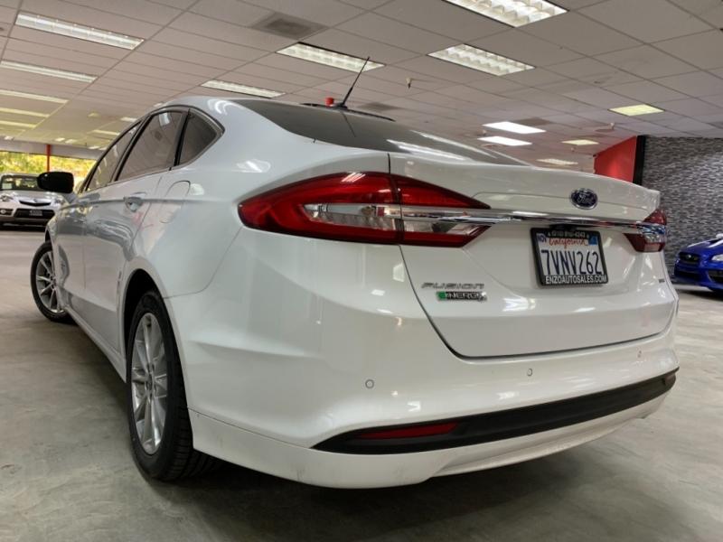 Ford Fusion Energi SE 2017 price $15,800