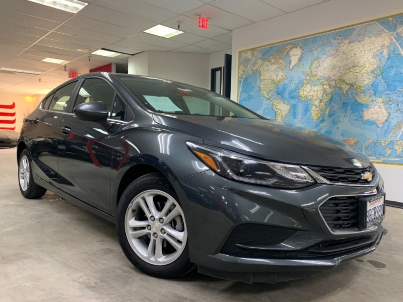Chevrolet Cruze LT 2018 price $14,800