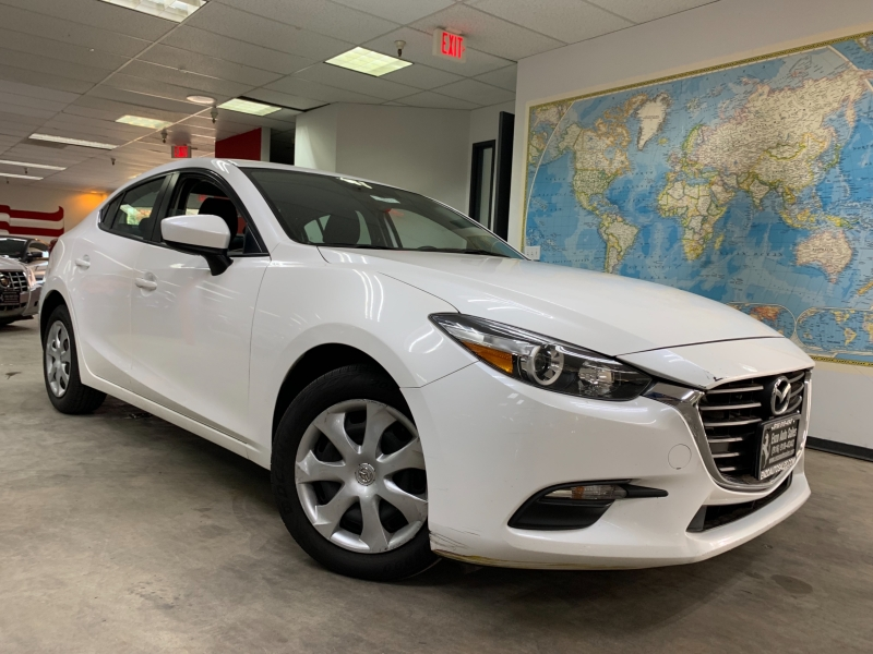 Mazda Mazda3 Sport 2017 price $10,500