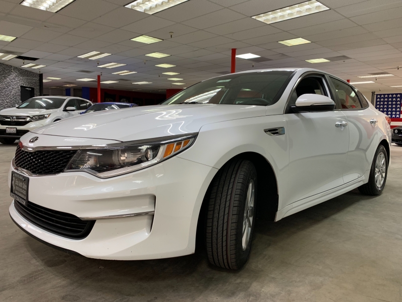 Kia Optima LX 2016 price $9,000