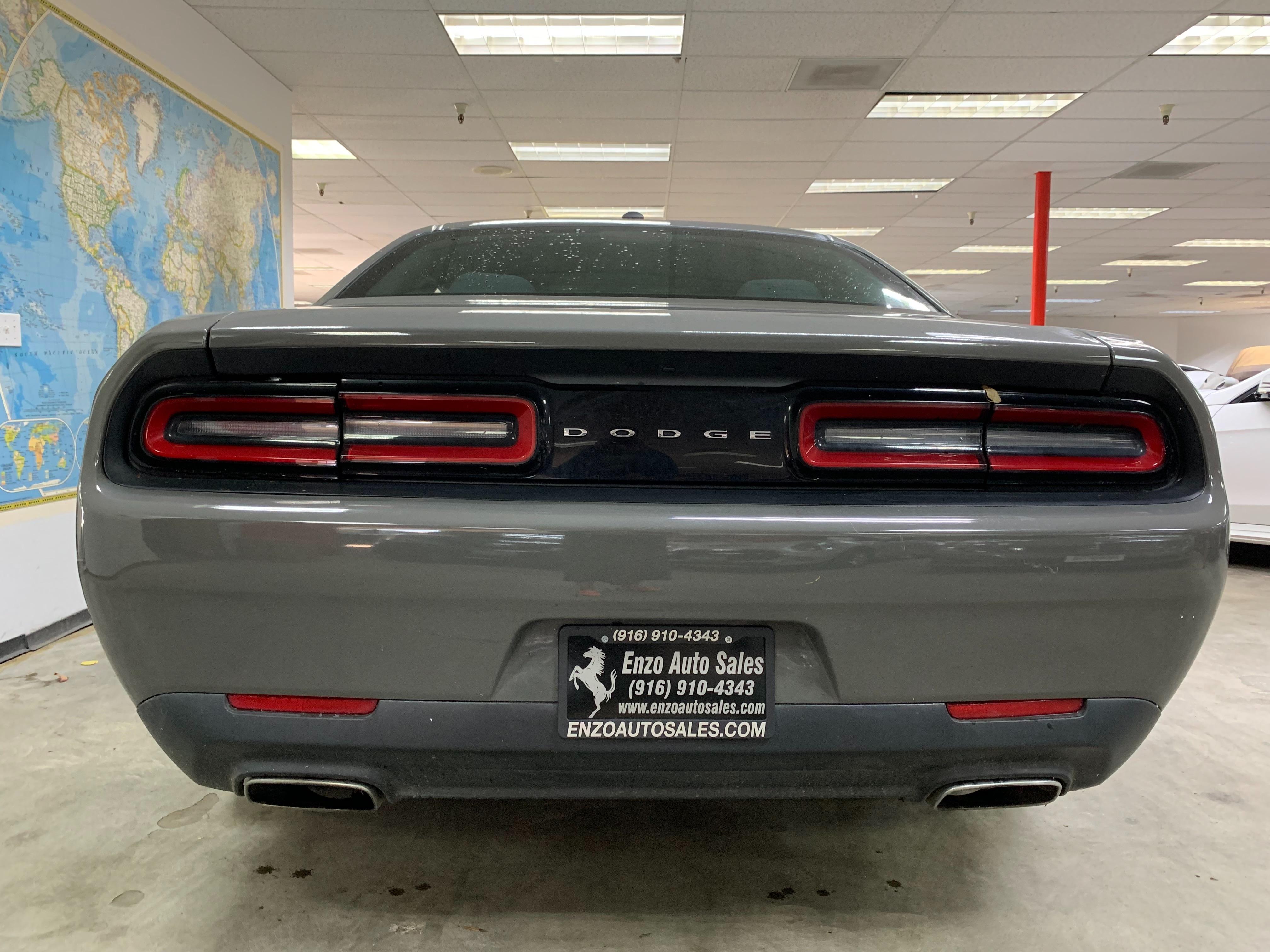 2017 Challenger Sxt >> 2017 Dodge Challenger Sxt