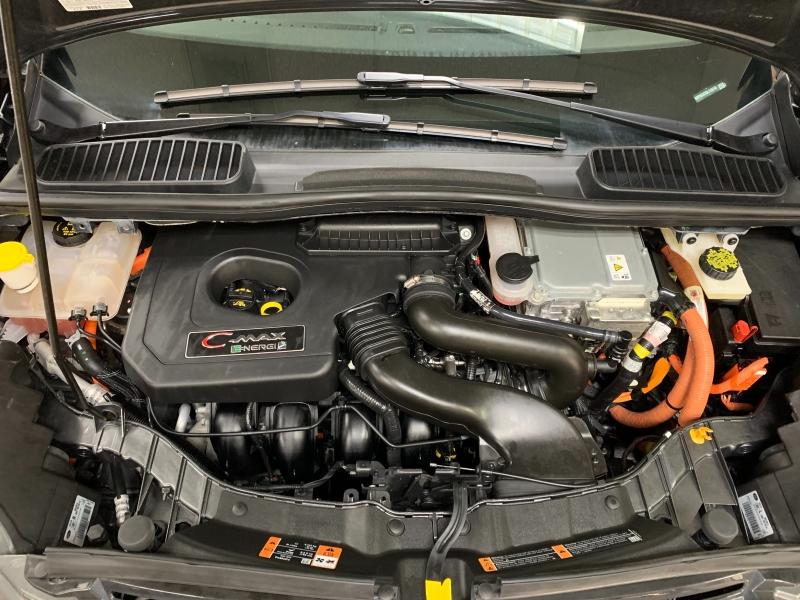 Ford C-Max Energi SEL 2016 price $12,800
