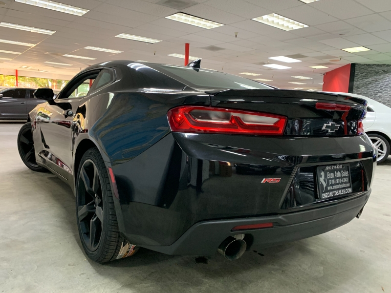Chevrolet Camaro LT 2016 price $15,800