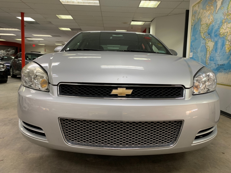 Chevrolet Impala Limited LT 2016 price $9,800