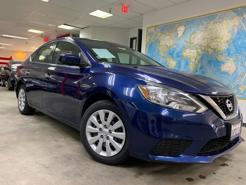 Nissan Sentra SV 2017 price $10,800