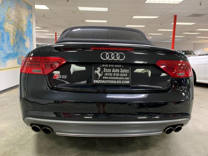 Audi S5 Cabriolet Prestige AWD 2013 price $24,800