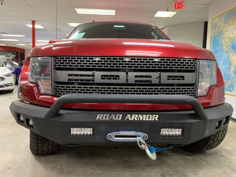 Ford F-150 SVT RAPTOR 4WD 2014 price $30,500