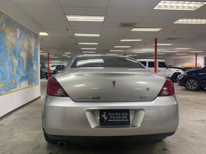 Pontiac G6 GT 2006 price $3,500
