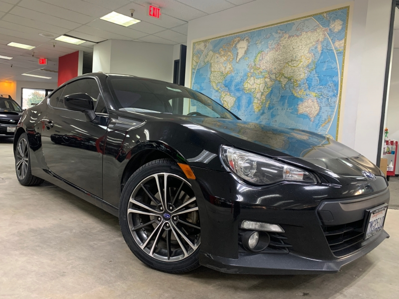 Subaru BRZ Limited 2015 price $11,700