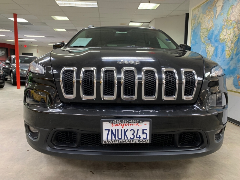 Jeep Cherokee Latitude 4WD 2016 price $12,500