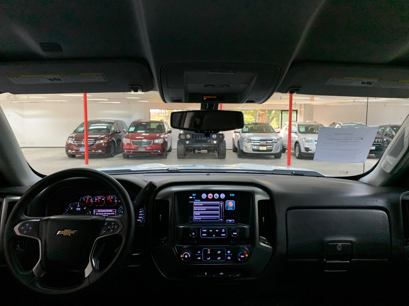 Chevrolet Silverado 1500 LT 4WD 2018 price $27,200