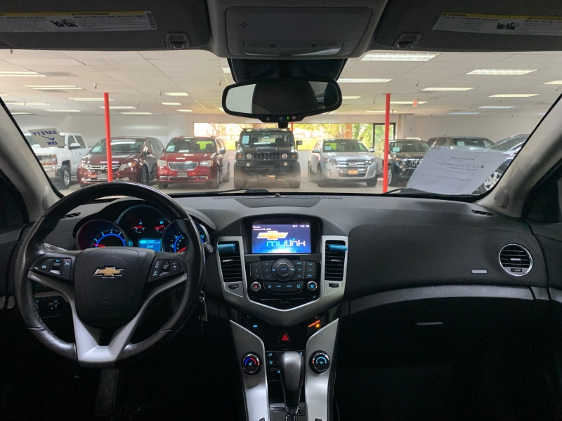 Chevrolet Cruze Limited 2LT 2016 price $9,000