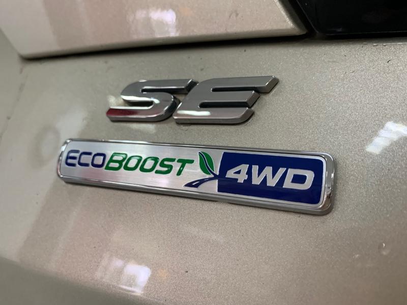 Ford Escape SE 4WD 2017 price $13,900