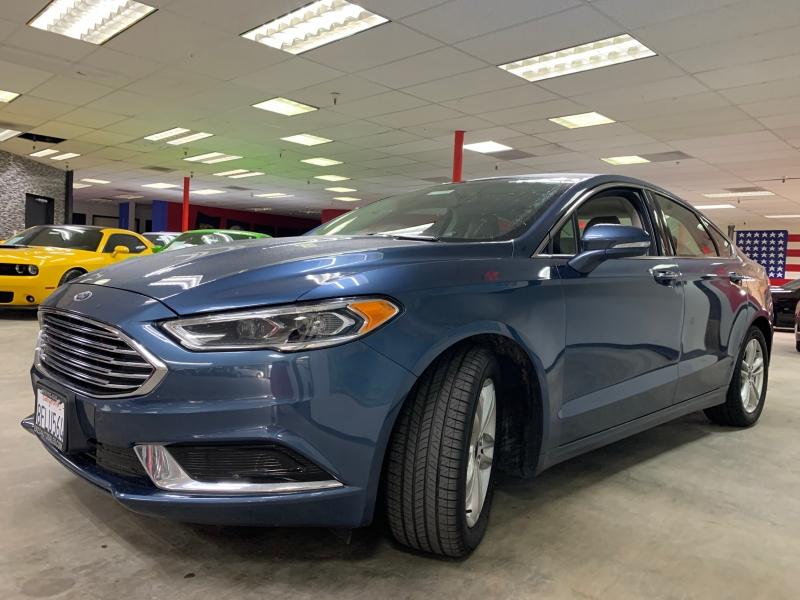 Ford Fusion SE 2018 price $15,800