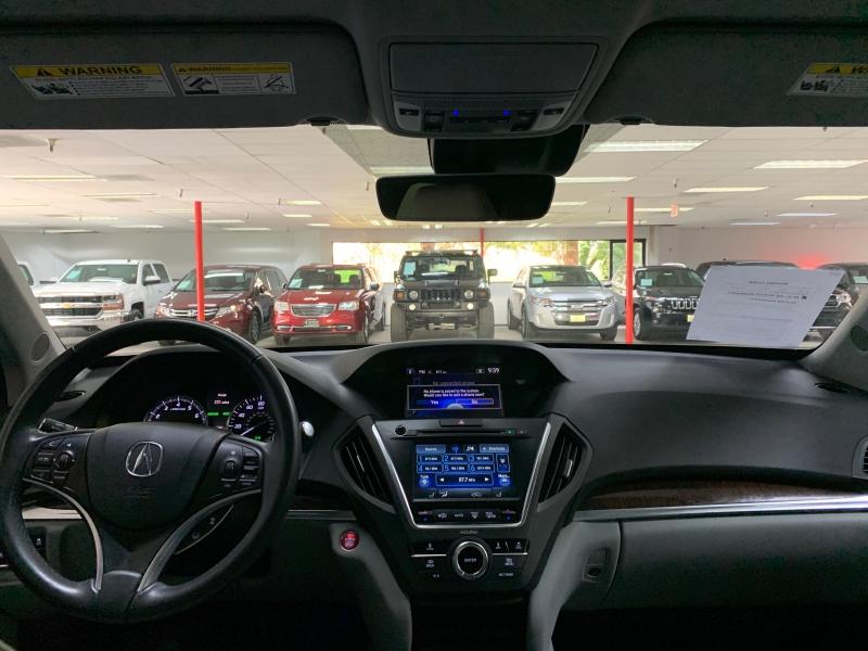 Acura MDX SH-AWD 2017 price $29,700