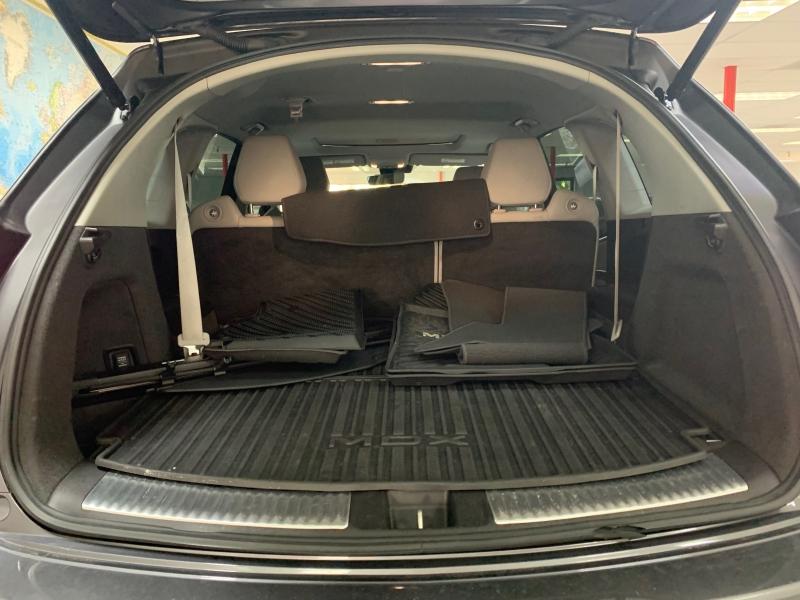 Acura MDX SH-AWD 2017 price $27,500