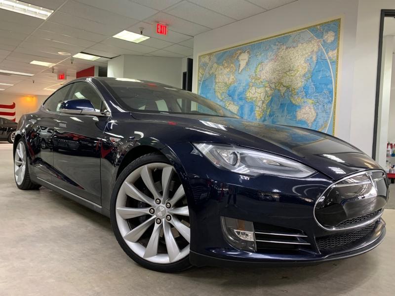 Tesla Model S 85 2013 price $36,000