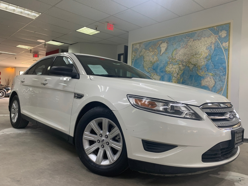 Ford Taurus SE 2011 price $9,500