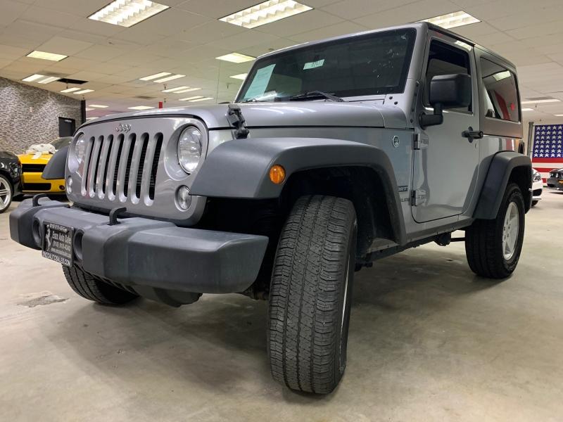 Jeep Wrangler S 4WD 2017 price $24,000